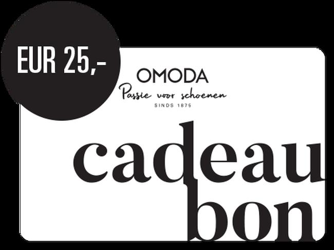 OMODA Giftcard EURO 25 - large