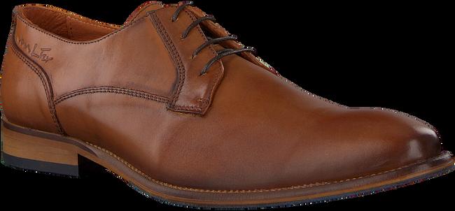 Cognacfarbene VAN LIER Business Schuhe 1919100  - large