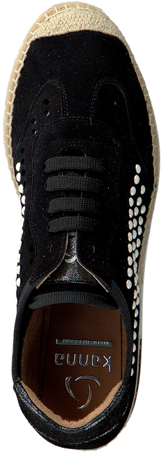 Schwarze KANNA Sneaker KV8185 - large
