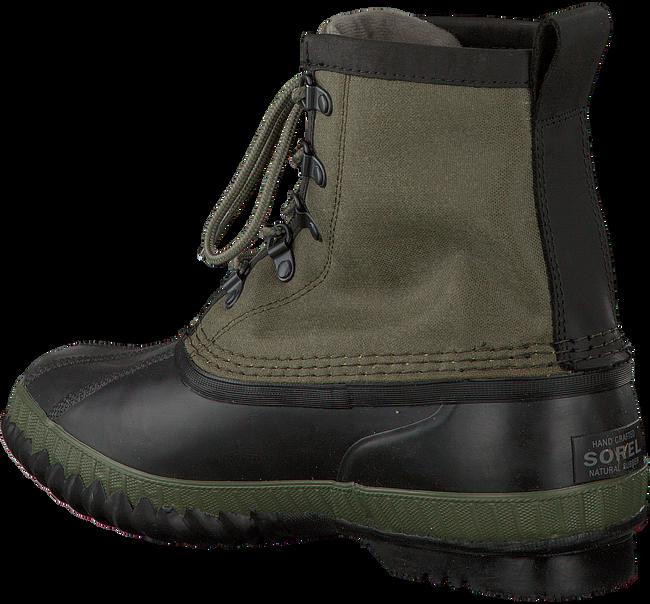 Grüne SOREL Ankle Boots CHEYANNE CVS - large