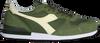 Grüne DIADORA Sneaker CAMARO  - small