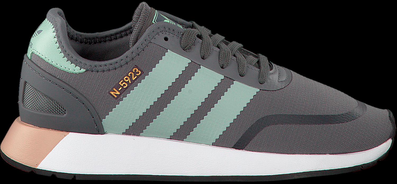 Graue ADIDAS Sneaker N-5923 D
