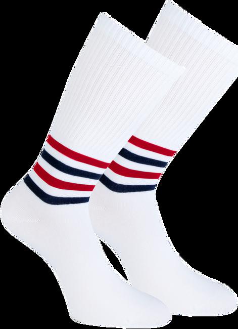 Weiße MARCMARCS Socken GISELA  - large