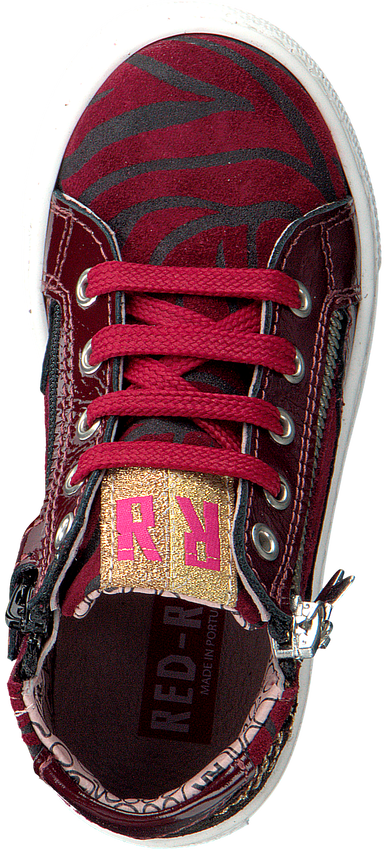 Rote RED-RAG Sneaker 12176  - larger