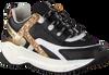 Schwarze REPLAY Sneaker KUMI  - small