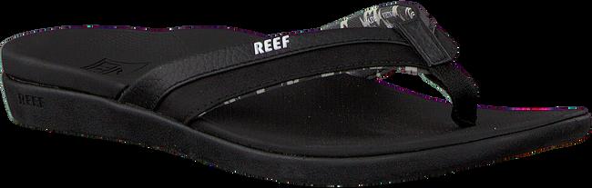 Schwarze REEF Pantolette ORTHO BOUNCE COAST  - large