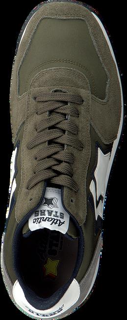 Grüne ATLANTIC STARS Sneaker ANTARES  - large