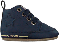 Blaue SHOESME Babyschuhe BS9A001  - medium