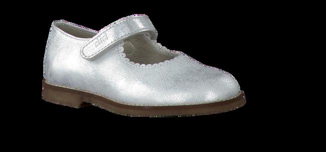 Silberne CLIC! Ballerinas 1102 - large
