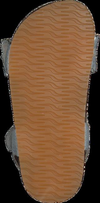 Goldfarbene CLIC! Sandalen 8969 - large