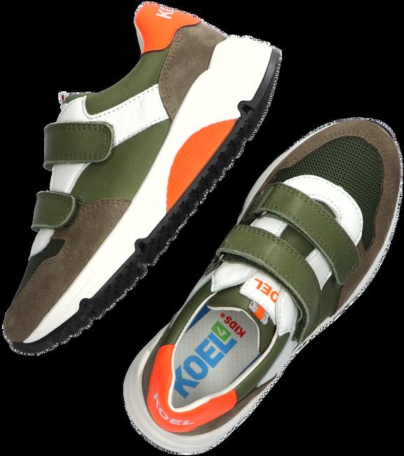 Grüne KOEL4KIDS Sneaker low KO1013  - large