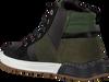 Grüne OMODA Sneaker high A0F504E6L_BLGNOM  - small