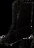 Schwarze ASH Stiefeletten FAMOUS  - small