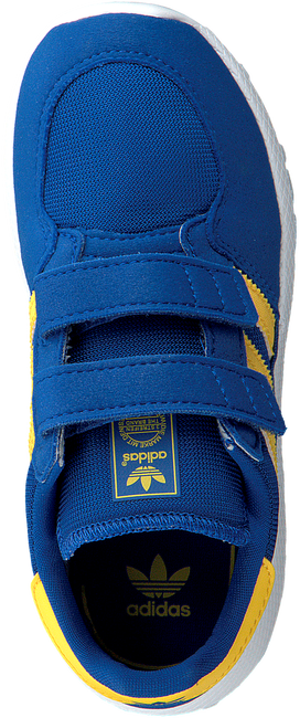 Blaue ADIDAS Sneaker FOREST GROVE CF I  - large