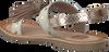 Weiße GIOSEPPO Sandalen COWKID - small