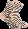Beige MARCMARCS Socken AIMEE  - small