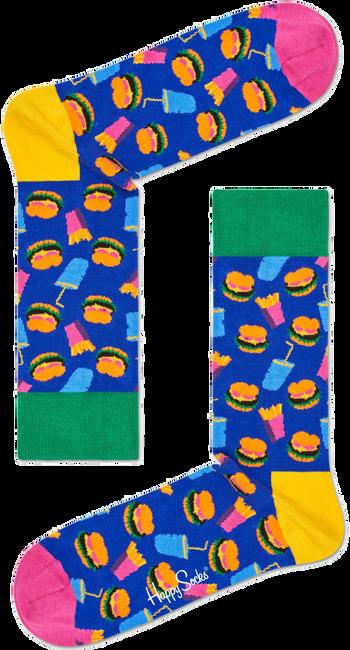 HAPPY SOCKS Socken HAMBURGER - large