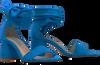 Blaue FABIENNE CHAPOT Sandalen SELENE  - small