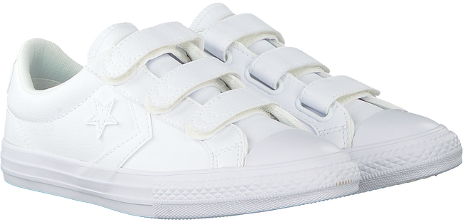 Weiße CONVERSE Sneaker STAR PLAYER EV 3V OX KIDS - large