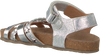 Silberne APPLES & PEARS Sandalen FORTUNA  - small