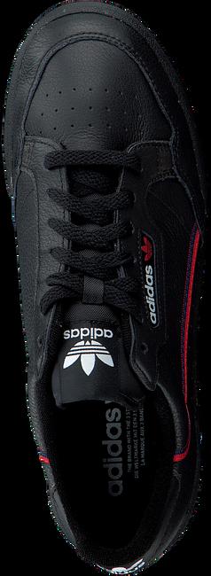 Schwarze ADIDAS Sneaker CONTINENTAL 80 MEN  - large