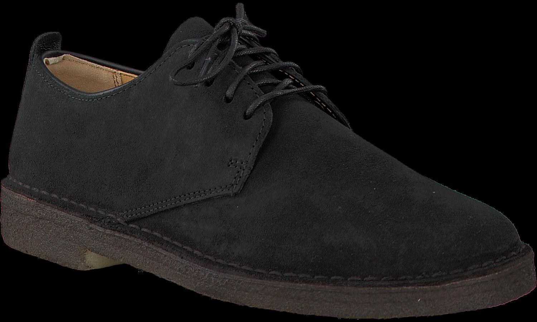 schwarze clarks ankle boots desert london jetzt im sale. Black Bedroom Furniture Sets. Home Design Ideas