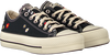 Schwarze CONVERSE Sneaker low CHUCK TAYLOR ALL STAR LIFT OX  - small