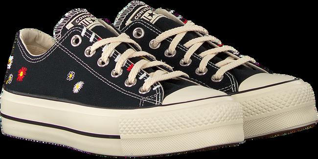 Schwarze CONVERSE Sneaker low CHUCK TAYLOR ALL STAR LIFT OX  - large