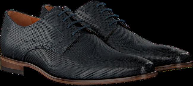Blaue VAN LIER Business Schuhe 1918902  - large