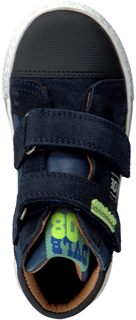 Blaue DEVELAB Sneaker high 41617  - large