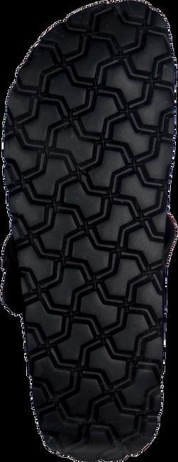Schwarze WARMBAT Zehentrenner 081503 - large