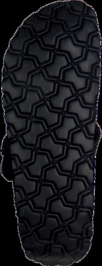 Schwarze WARMBAT Zehentrenner 081503 - larger