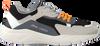 Schwarze CRIME LONDON Sneaker low KOMRAD 2.0  - small