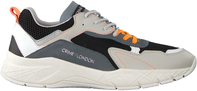 Schwarze CRIME LONDON Sneaker low KOMRAD 2.0  - large