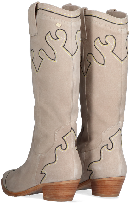 Graue FRED DE LA BRETONIERE Hohe Stiefel 192010009  - large