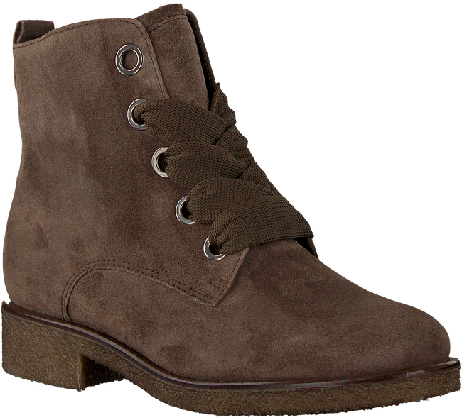 Taupe GABOR Schnürboots 705  - large