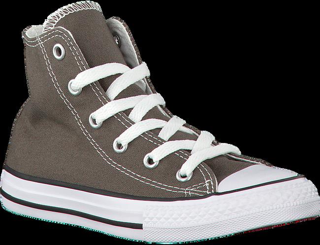 Graue CONVERSE Sneaker CTAS HI KIDS - large