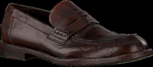 Braune MAZZELTOV Loafer 9611  - large
