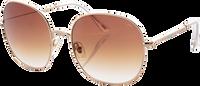 Braune IKKI Sonnenbrille CELESTE  - medium