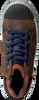 Cognacfarbene KOEL4KIDS Sneaker high KO896-AL-02  - small