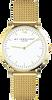 Goldfarbene MY JEWELLERY Uhr MEDIUM MESH WATCH - small