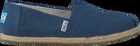 Blaue TOMS Espadrilles ALPARGATA W - medium