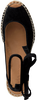 Schwarze VIA VAI Espadrilles 5003068 - small