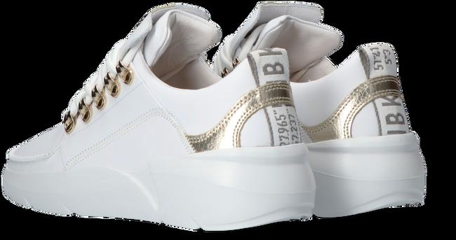 Weiße NUBIKK Sneaker low ROQUE ROYAL  - large