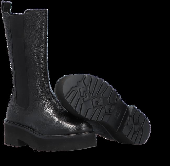 Schwarze VIA VAI Chelsea Boots BOBBI  - large