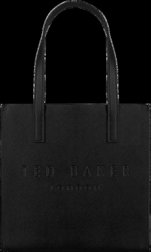 Schwarze TED BAKER Handtasche SEACON  - larger