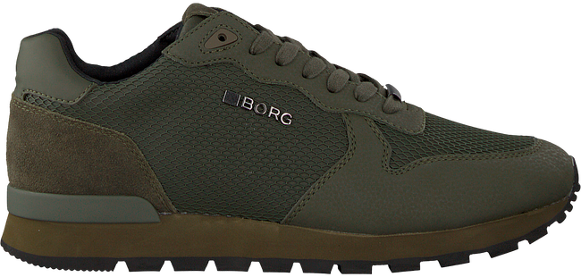 Grüne BJORN BORG Sneaker R605 LOW KPU M - large