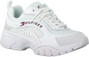Weiße TOMMY HILFIGER Sneaker low HERITAGE TOMMY JEANS WMNS RUNN  - small