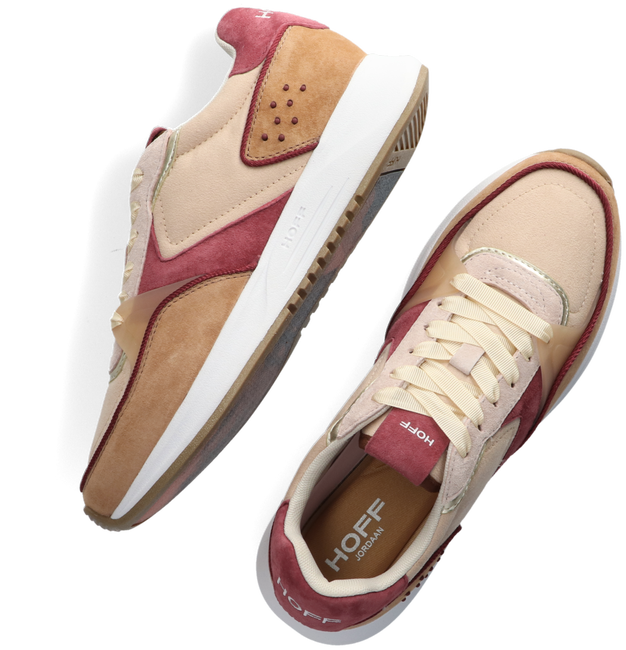 Mehrfarbige/Bunte THE HOFF BRAND Sneaker low JORDAAN  - large
