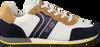 Weiße BOSS KIDS Sneaker low BASKETS  - small